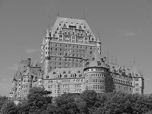 Quebec City Canada 2030